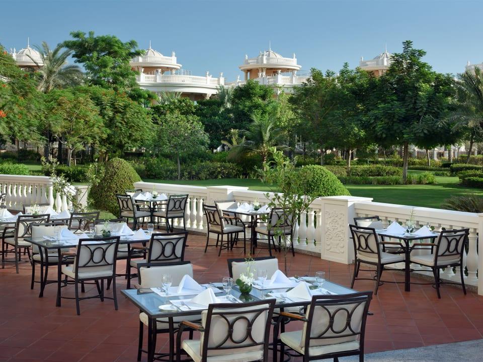 Restaurant Kempinski Hotel & Residences Palm Jumeirah