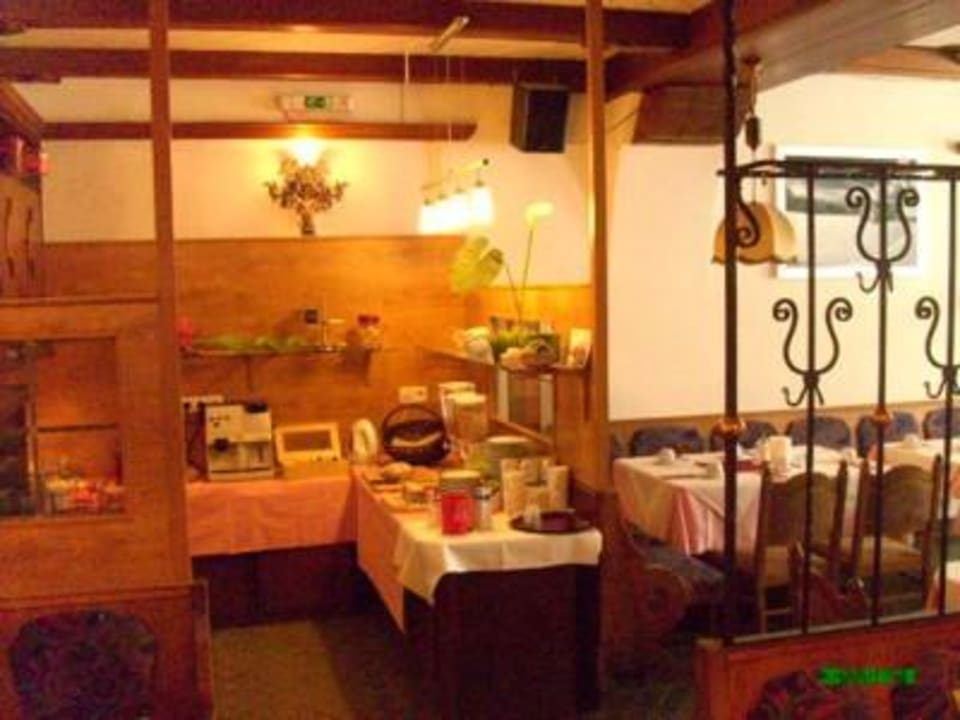 Frühstückraum Hotel Gisela