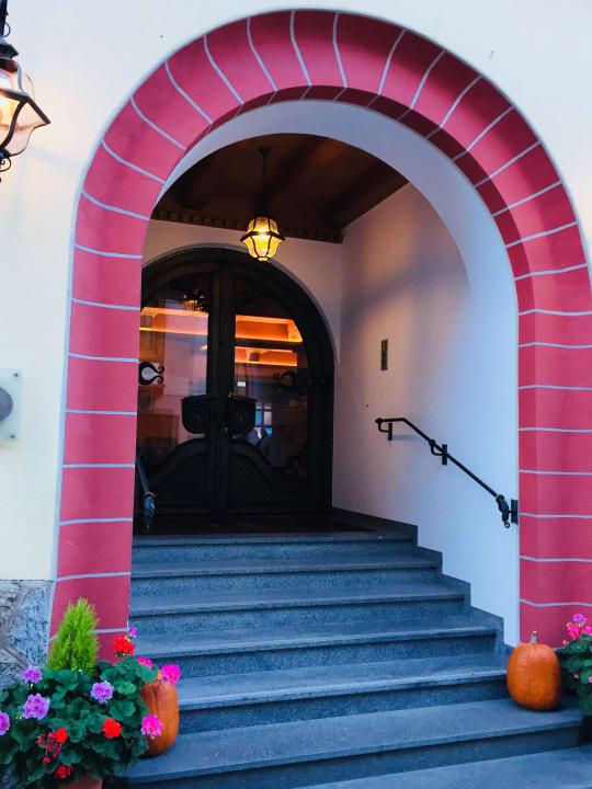 Außenansicht Hotel Tirolerhof