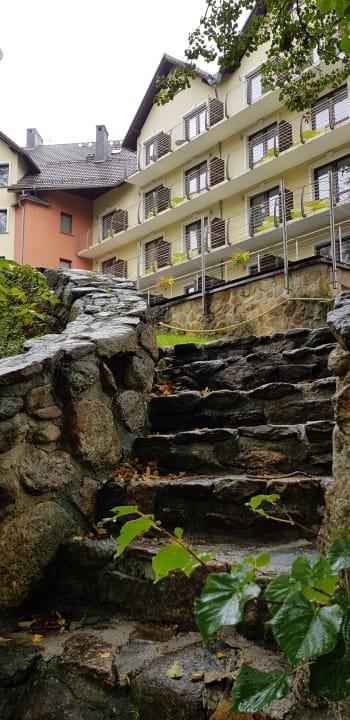 Außenansicht Krasicki Hotel Resort & Spa