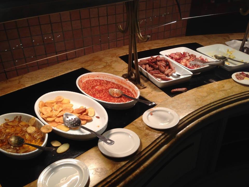 Frühstücksbuffet Maritim Antonine Hotel & Spa Malta