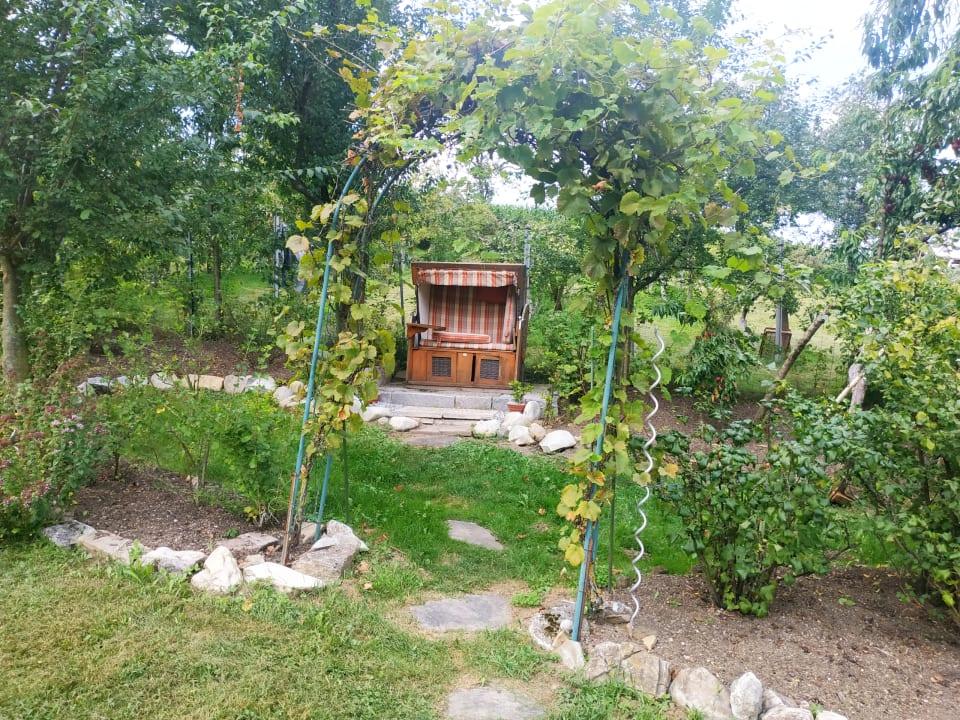 Gartenanlage RelaxResort Kothmühle