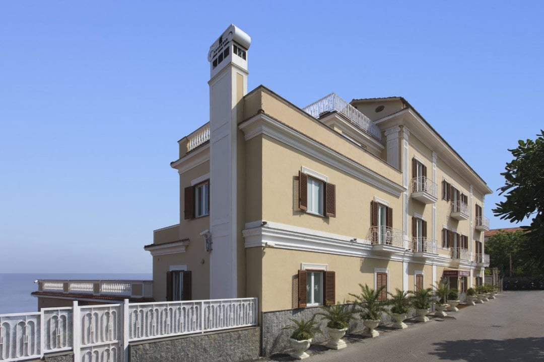 External view. Hotel Corallo Sorrento