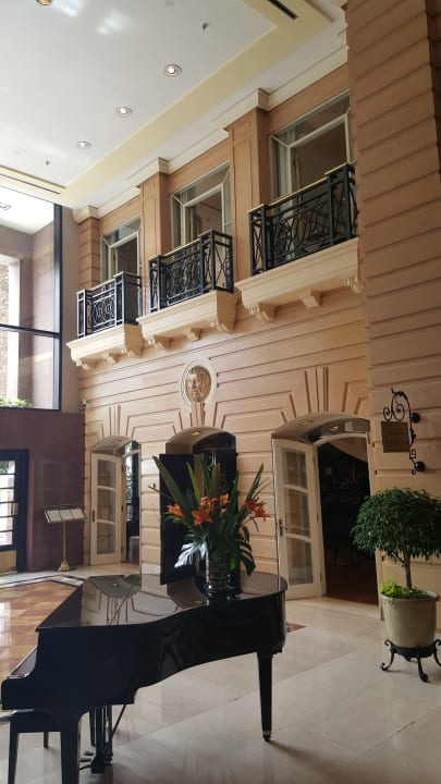 Lobby Hotel InterContinental Buenos Aires