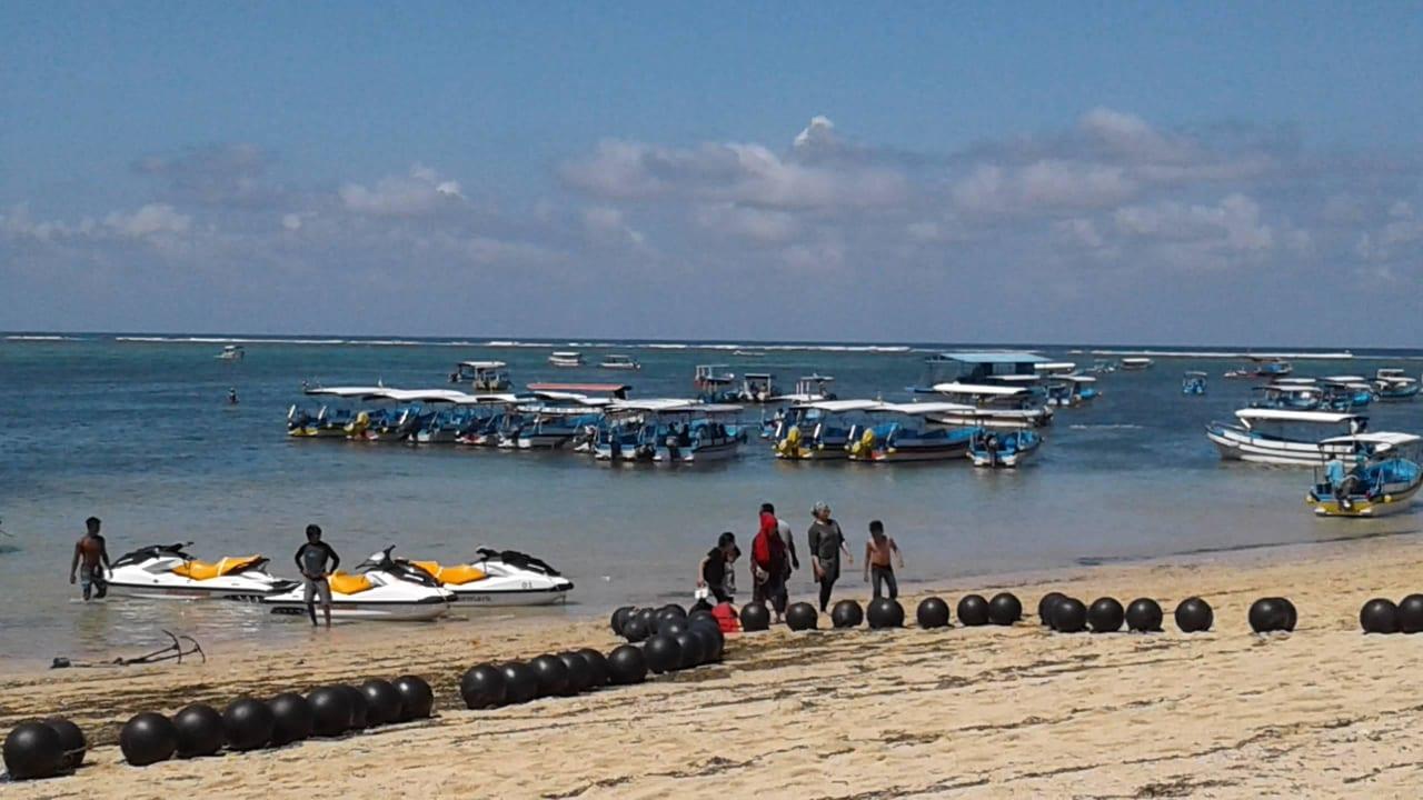 Baden unmöglich  Camakila Tanjung Benoa (geschlossen)