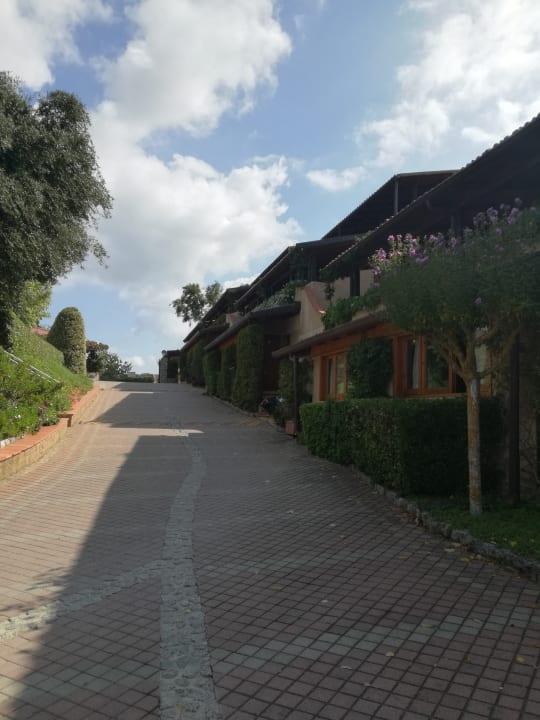 Außenansicht Hotel L'Olivara Villaggio