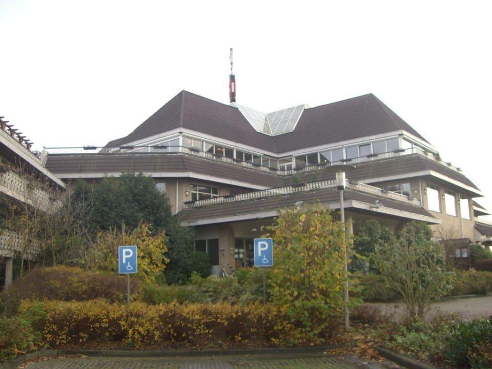 Hotel von Außen Hotel Van der Valk Gladbeck