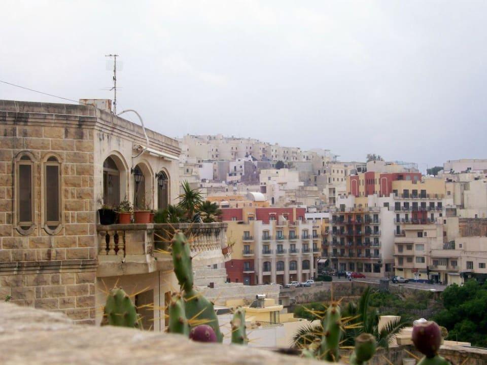Blick von der anderen Seite Maritim Antonine Hotel & Spa Malta