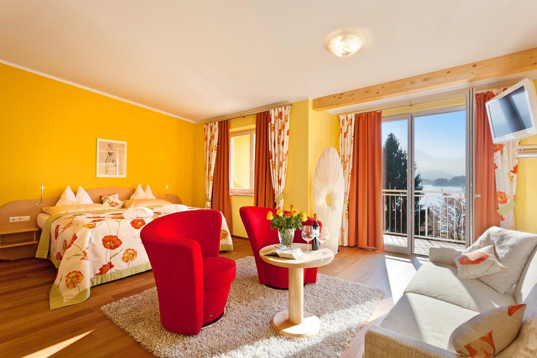 Zimmer Das Moser - Hotel am See