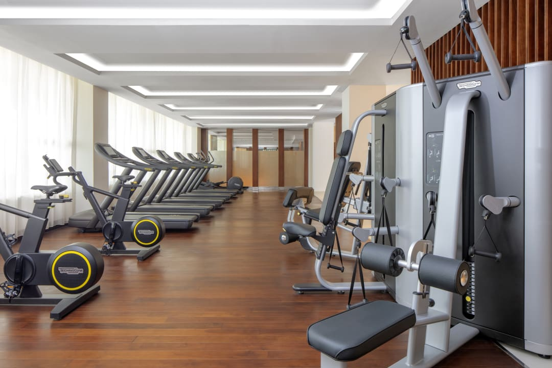 Sport & Freizeit Pullman Dubai Creek City Centre
