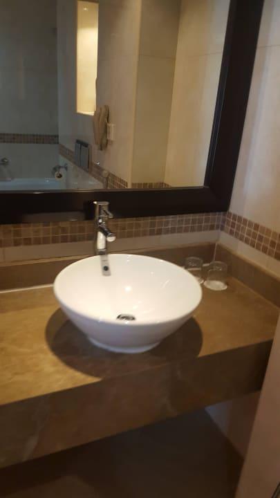 Waschbecken Grandeur Hotel