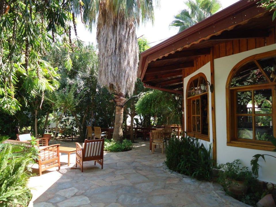 Lobby, Bar, Frühstücksbereich Hotel Aida