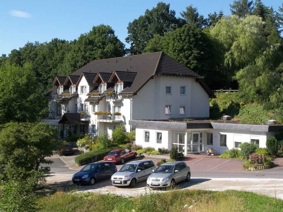 Außenansicht Hotel & Restaurant 2tHEIMAT