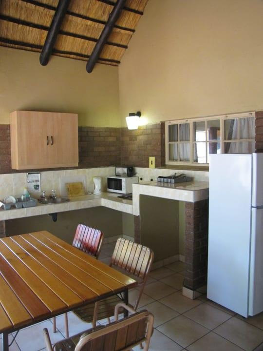 Küche Restcamp Lower Sabie