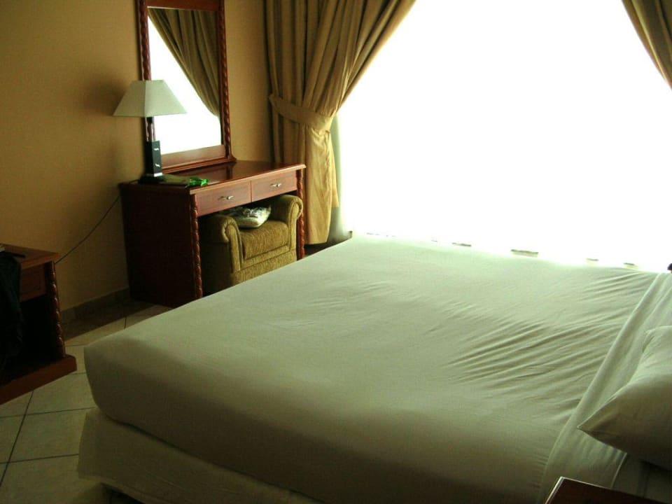 Schlafzimmer Hotel Grand Midwest