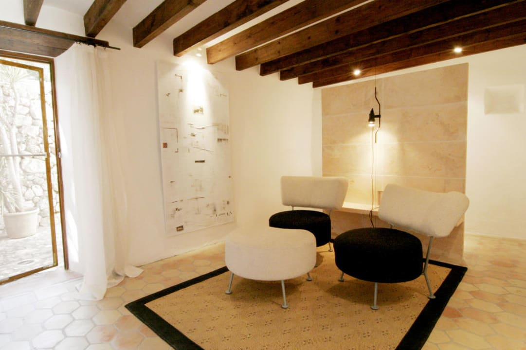 Suite Patio Salon Refugio Son Pons