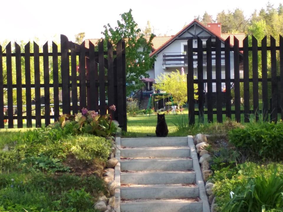 Gartenanlage Gościnne Pokoje Nad Babką