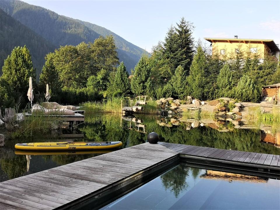 Ausblick Arosea Life Balance Hotel