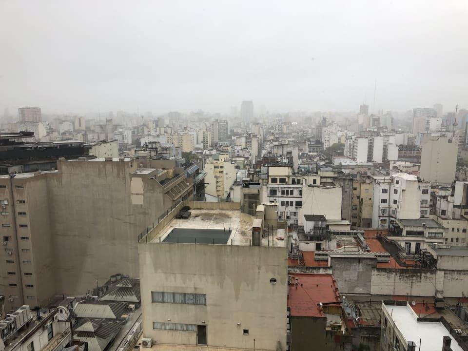 Ausblick Hotel InterContinental Buenos Aires