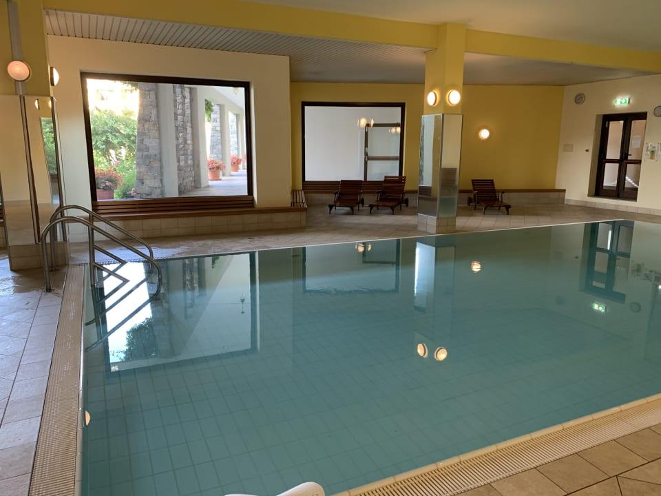 Pool Hapimag Resort Cannero