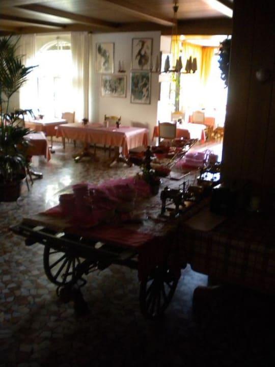 Restaurant Hotel Cima Belpra