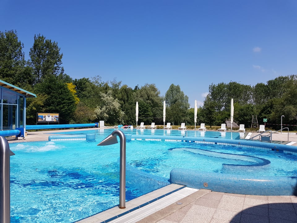 Pool WONNEMAR Resort-Hotel