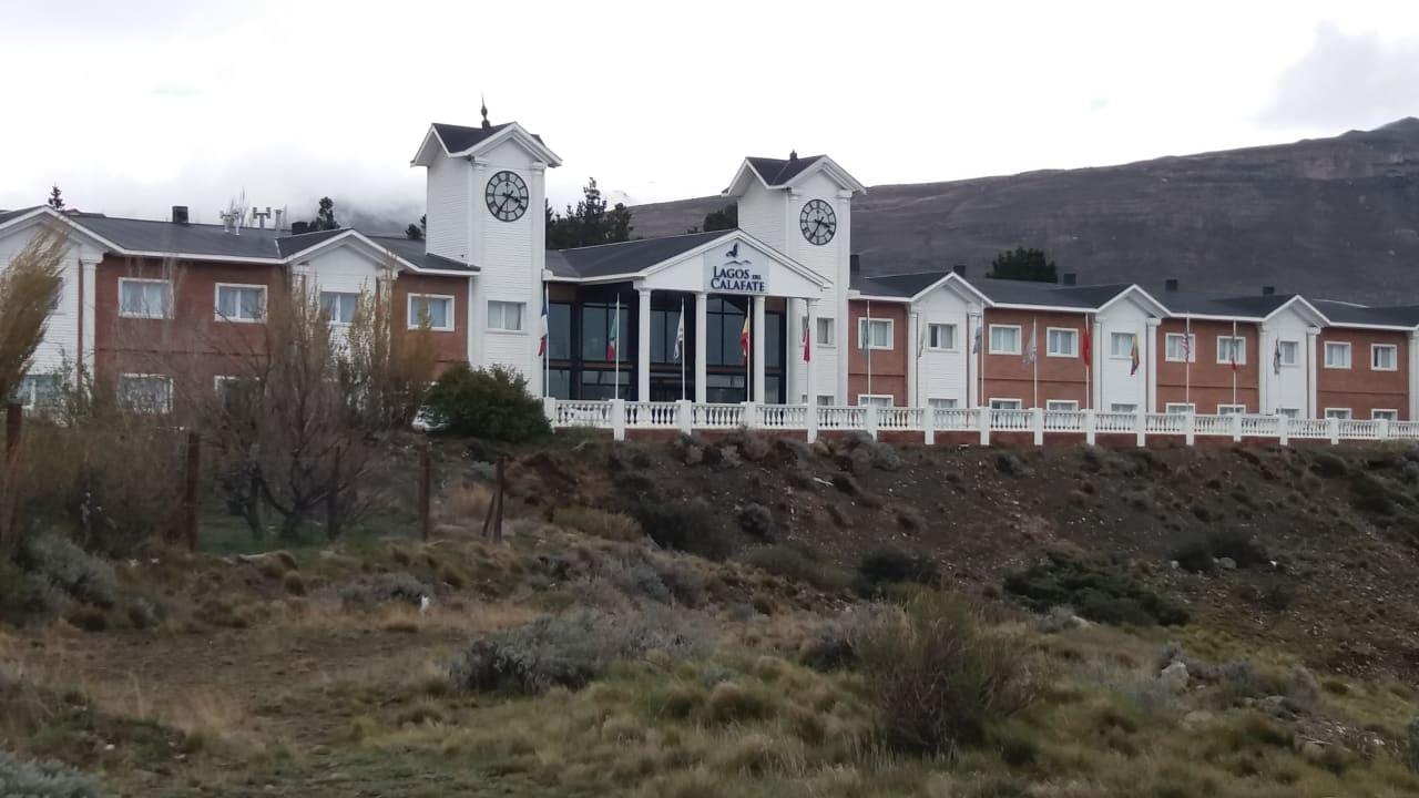 Außenansicht Hotel Unique Luxury Patagonia