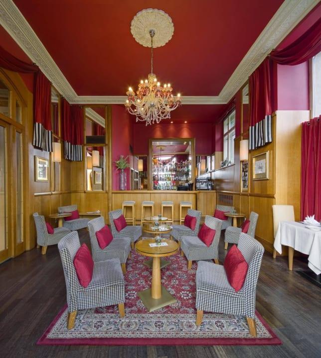 Lobby Mamaison Hotel Riverside Prague