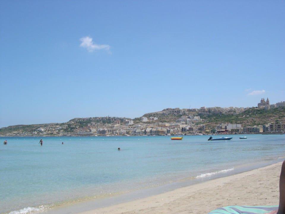 Strand Maritim Antonine Hotel & Spa Malta