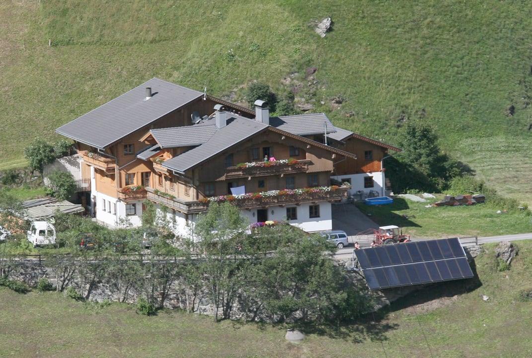 Außenansicht Apartmenthaus Gutwenger Selmerhof