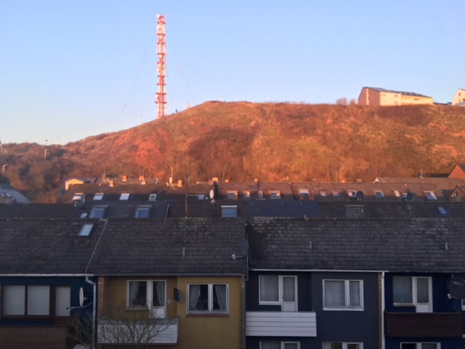 Ausblick Hotel Hochseeinsel