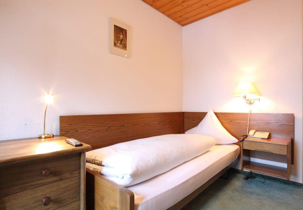 Standard Einzelzimmer Bernerhof Swiss Quality Hotel