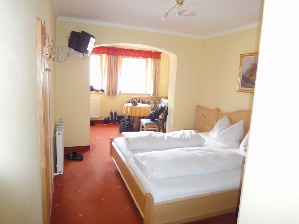 Doppelzimmer mit zusätzlicher Sitzecke Hotel Twengerhof