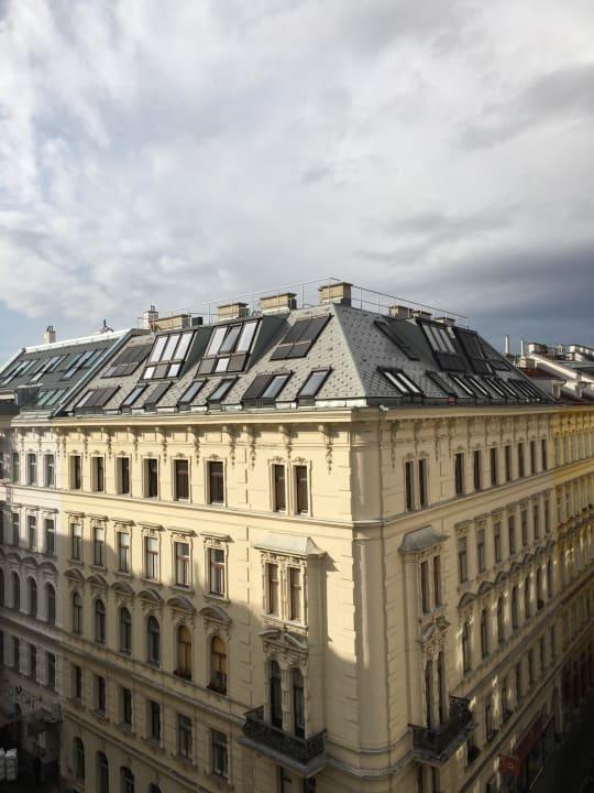 Ausblick Hotel Der Wilhelmshof