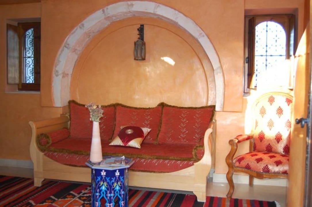 Wohnbereich Firdaus Maison Leila