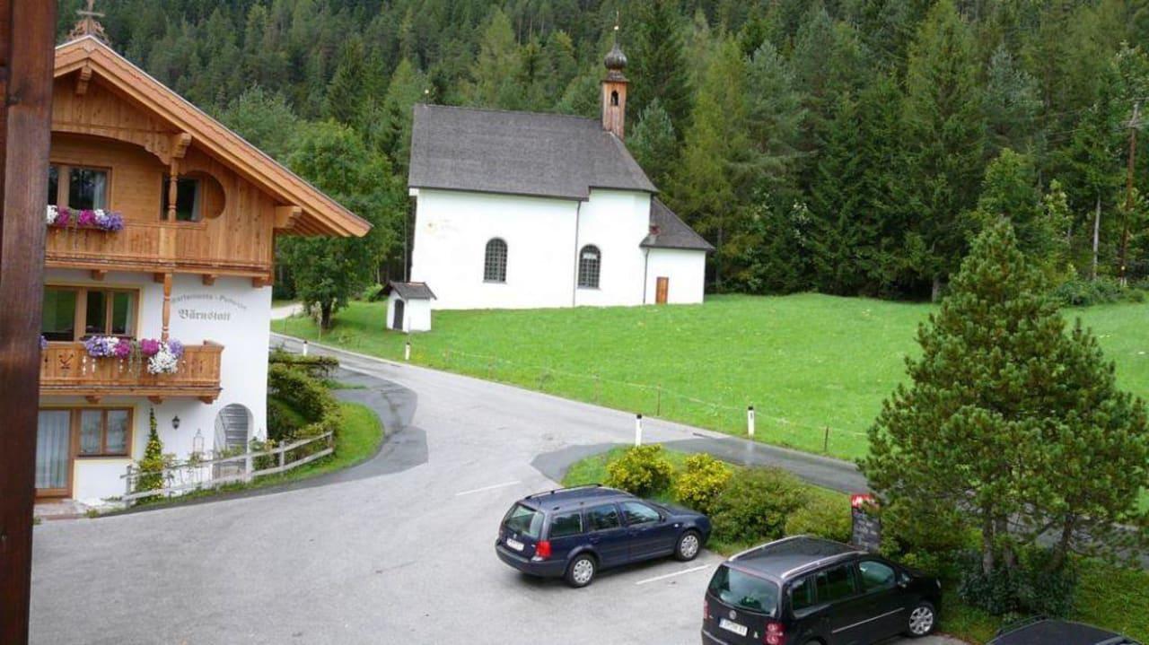 Hotel mit Kapelle Hotel Apart-Pension Bärnstatt