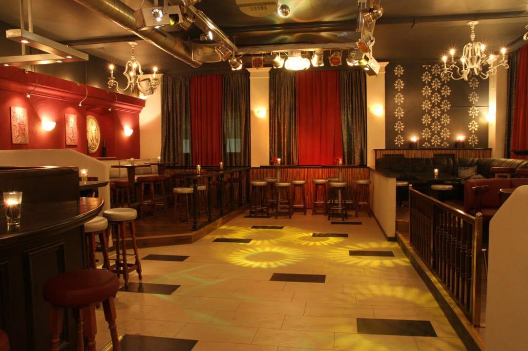 Hotelbar Gisela's Hotel Gisela