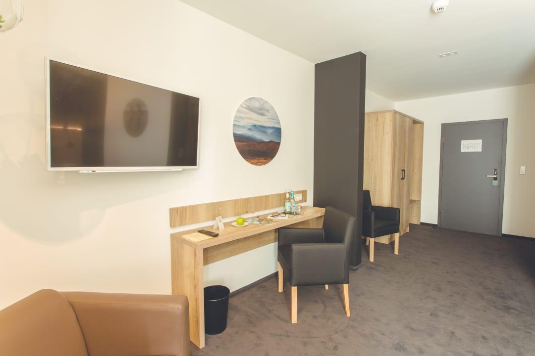 Zimmer Eichhorn`s Hotel - Restaurant