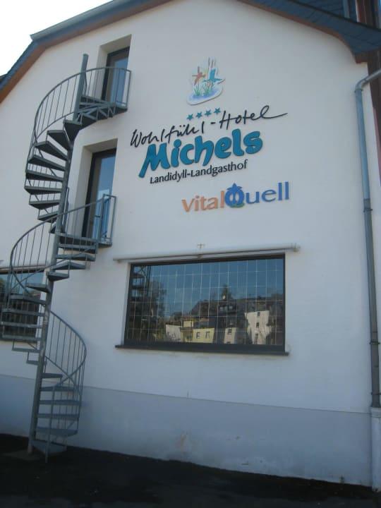 Hinweis auf unser Hotel MICHELS Wellness- & Wohlfühlhotel