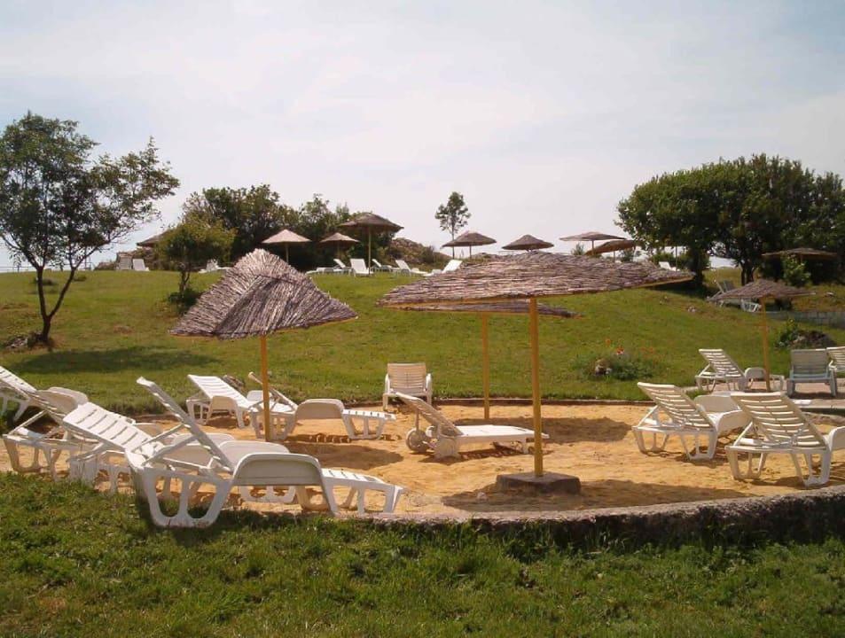 Ein Platz an der Sonne... Hotel Russalka