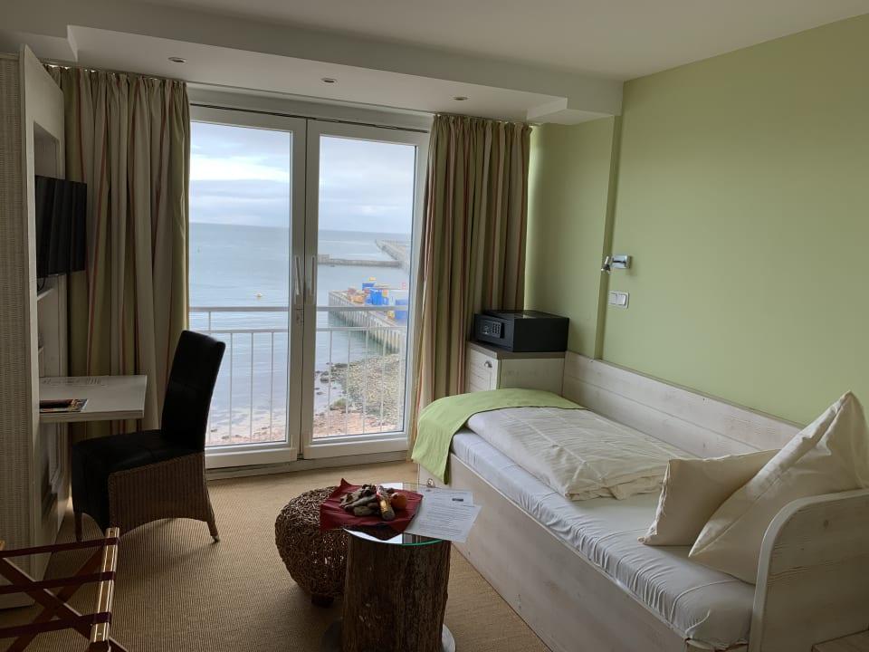Zimmer Hotel Rickmers Insulaner