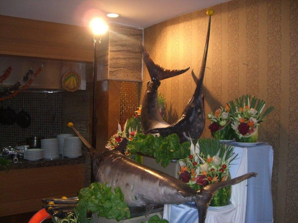 Schwertfisch Hotel Royal Dragon