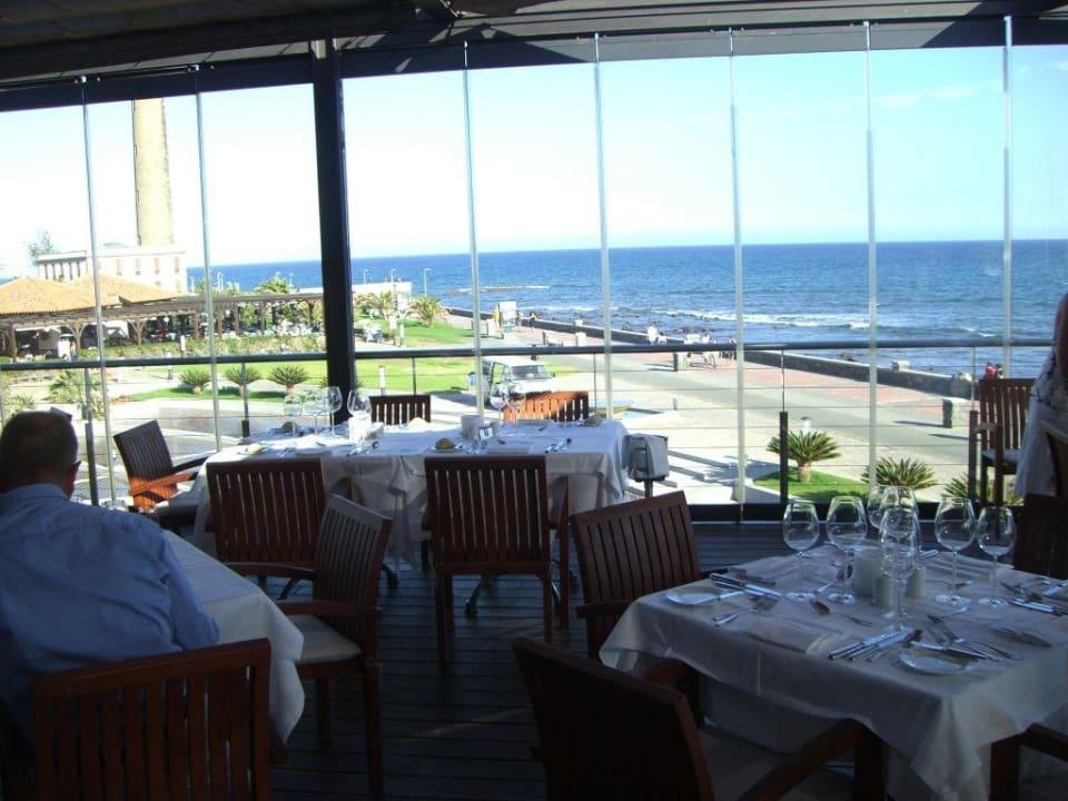 Essen mit Blick aufs Meer Lopesan Costa Meloneras Resort, Spa & Casino