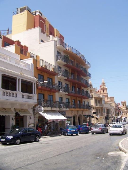 Gebäudekomplex II Maritim Antonine Hotel & Spa Malta