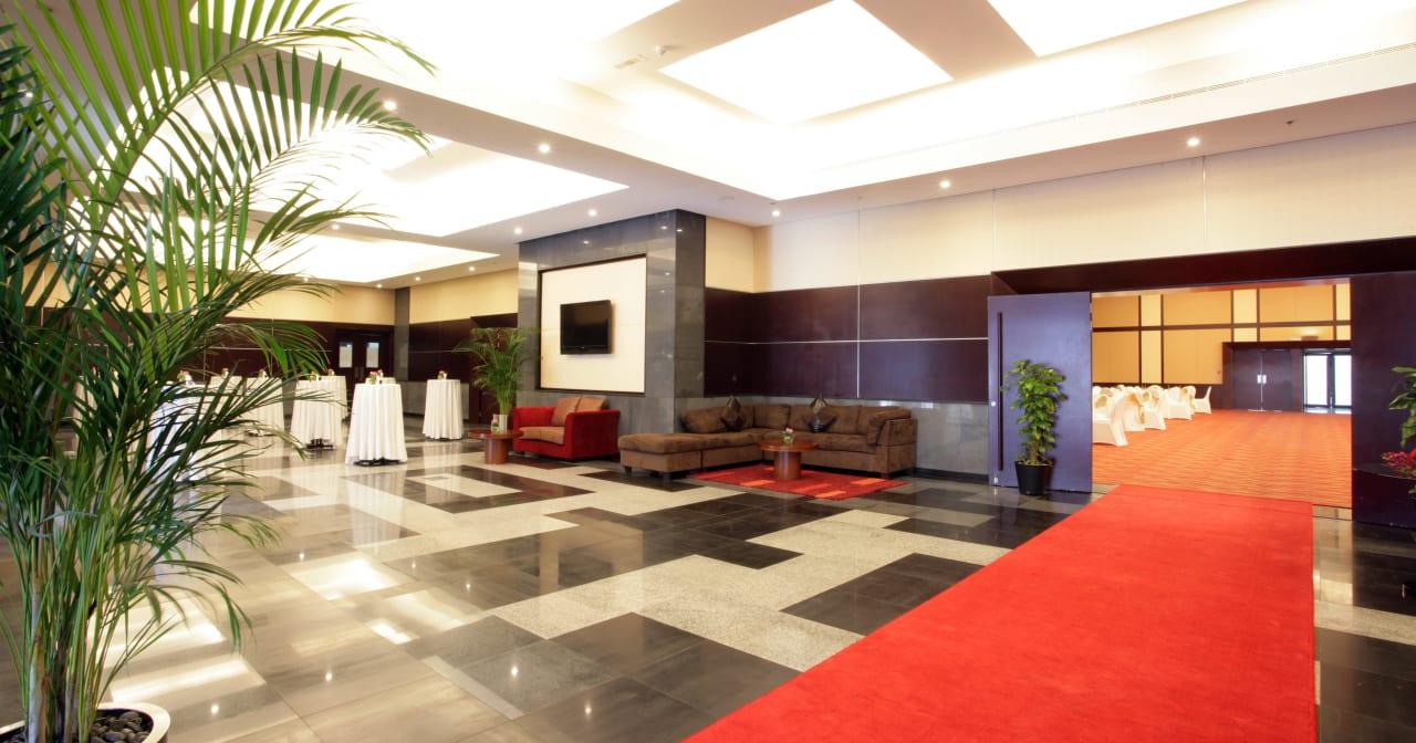 Majestic Pre-function area  Ramada Hotel & Suites by Wyndham Ajman