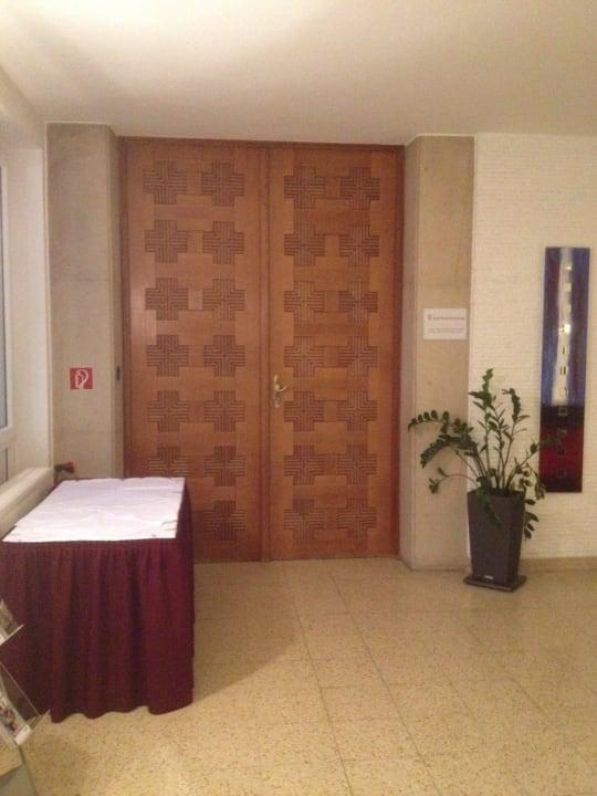 Lobby Hotel - Haus vom Guten Hirten