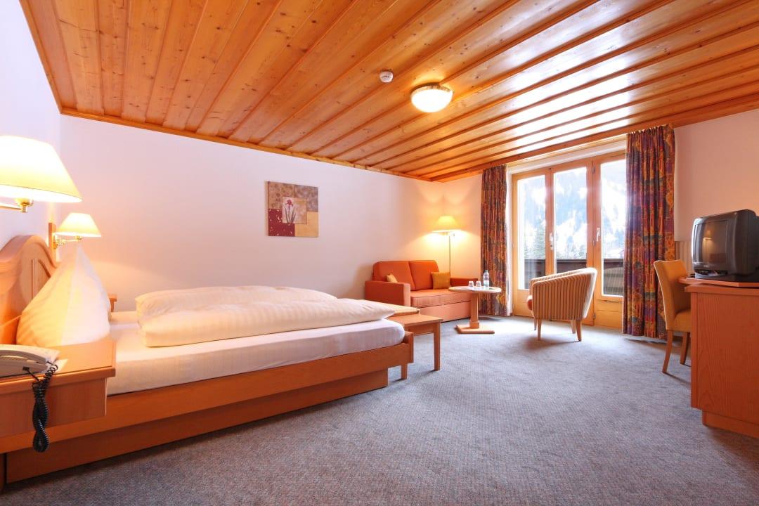 Standard Doppelzimmer Bernerhof Swiss Quality Hotel