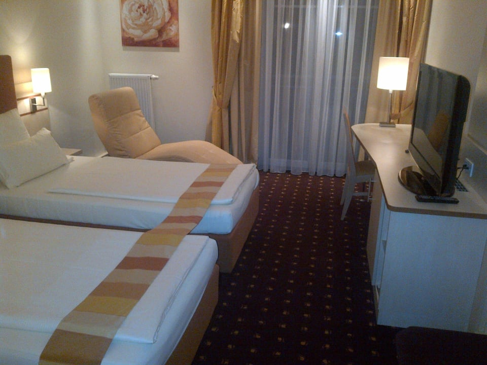 Zimmer City Hotel Isar Residenz