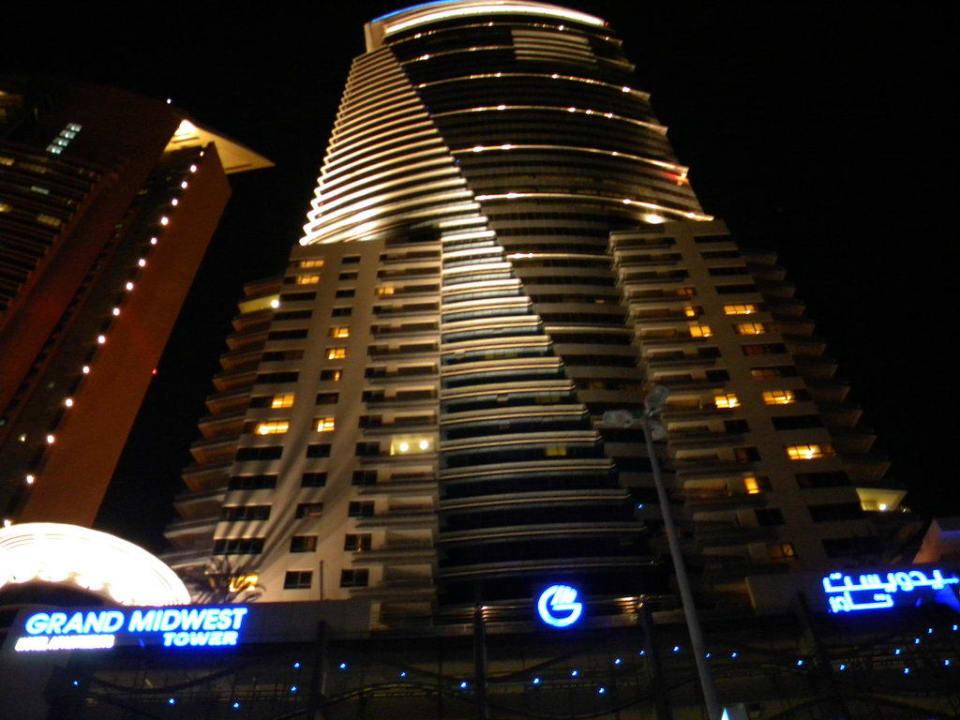 Außenansicht Hotel Grand Midwest Tower - Media City