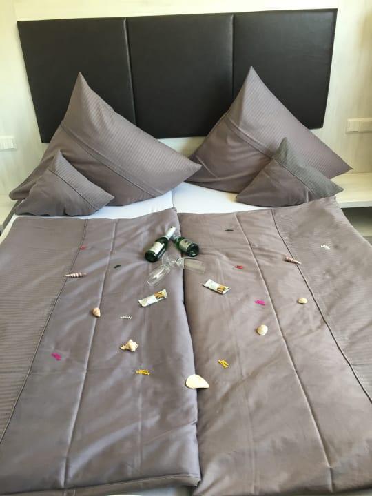 Zimmer Hotel Hochseeinsel